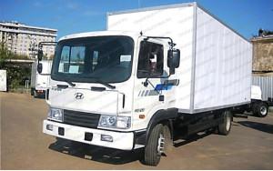 Hyundai HD-120 Промтоварный
