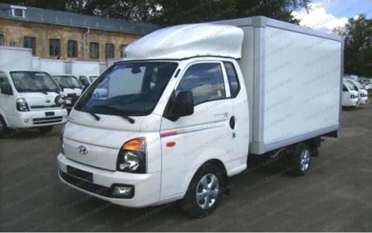 Hyundai Porter II Промтоварный