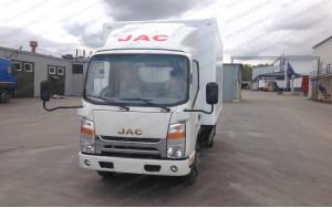 JAC N-56 Промтоварный