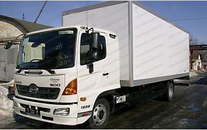 HINO 500 12 т Промтоварный