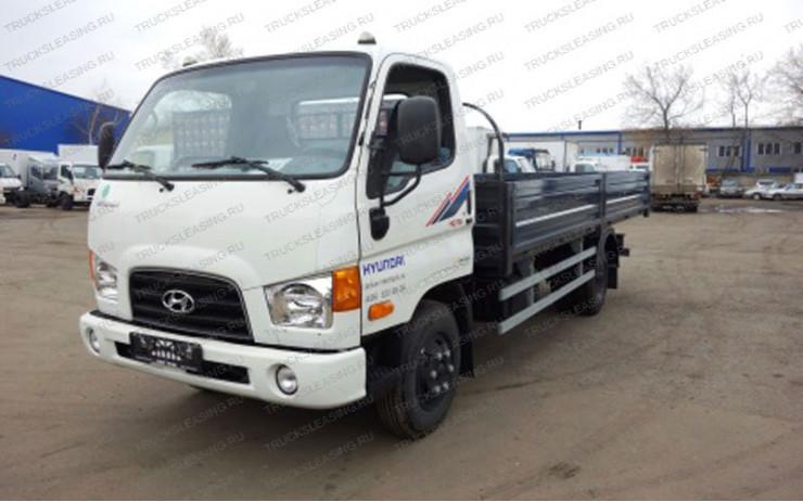 Hyundai HD-78 Бортовой