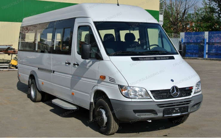 Mercedes-Benz Sprinter Цельнометаллический