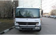 Mercedes-Benz Atego 1812L Бортовой Тент