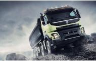 Volvo FMX Самосвал